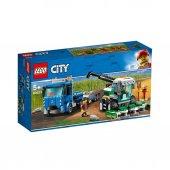 Lego City Biçerdöver Nakliye Aracı 60223 Bj 70lsc60223