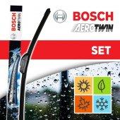 Bosch Renault Scenic Silecek Takımı Aerotwin 2010 2015 A119s