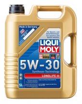 Liqui Moly Longlife 3 Vw 504 507 Volkswagen Motor Yağı 5 Litre 20822