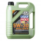 Liqui Moly Molygen 5w30 Yeşil Motor Yağı 5lt 9952 2019 Üretim