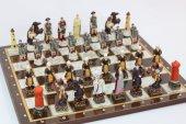 Kh.017, Satranç Takımı, K.osmanlı Ve Roma Askerler...