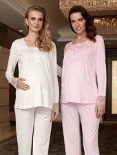Fantasy Fc651 Bayan 2li Hamile Lohusa Pijama Takımı
