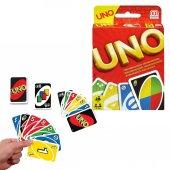 W2087 Uno Kartlar (Stantlı) Aile Kutu Oyunları