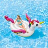 Intex 57281 Pegasus Tek Boynuzlu At Tutmaçlı Binici Ada Deniz Hav