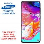 Samsung Galaxy A70 128gb Siyah (Samsung Türkiye Ga...