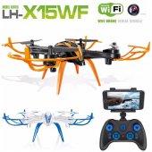 Lh X15w Wifi Kameralı 2.4ghz Drone Quad Helikopter Anlık Canlı İz