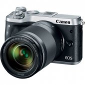 Canon Eos M6 + 18 150mm Lens Aynasız Fotoğraf Makinesi