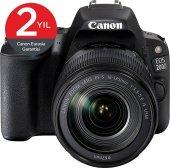 Canon Eos 200d + 18 135mm Stm Dijital Slr Fotoğraf Makinası