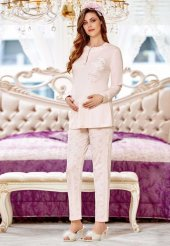 Flz 24 277 Bayan Hamile Lohusa Pijama Takımı