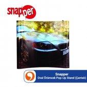Snapper Oval Örümcek Pop Up Stand (Çantalı) 3 X 4 ...