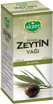 Akzer Zeytinyağı 50 Cc
