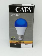 Cata 10w Mavi Led Ampul Ct 4267