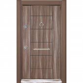 Uyum Kapı Lüks Çelik Kapı 1513 (4 Farklı Renk Seçe...