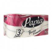 Papia Tuvalet Kağıdı 16lı (3 Katlı B Side Technology)
