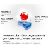 Finish Powerball Hepsi Bir Arada Bulaşık Makinesi Tableti 20li