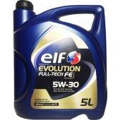 Elf Evolutıon Fulltech Fe 5w30 5 Litre Motor Yağı