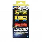 Nerf Nitro Araba 3lü Paket C0779