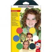 Eberhard Faber Yüz Boyası 6 Renk Kalem