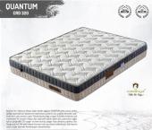 Quantum Hasır Yaylı Ortapedik Çift Kişilik Yatak (...