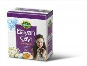Akzer Bayan Çayı Karışık Bitkisel Çay 60 Poşet