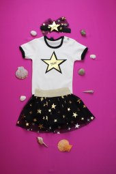 Star Kız Bebek 3&#039 Lü Takım