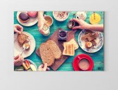 Kahvaltı Masası Tablosu