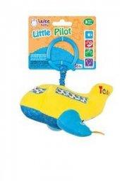 Wee Baby Puset Ve Oyun Parkı Oyuncağı Minik Pilot...