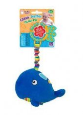 Wee Baby Mavi Balina Çıngırak Dişlik