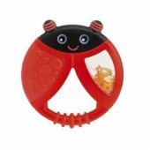 Chicco Funny Relax Diş Kaşıyıcı Uğur Böceği...