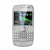 Nokia E6 00 Dokunmatik Klavyeli Cep Telefonu (Yenilenmiş)
