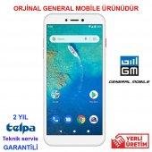 General Mobıle Gm 9 Go Dual Silver (General Mobile Garantil