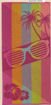 özdilek Plaj Havlusu Nice Pink Glass 75*150 Cm Hav...