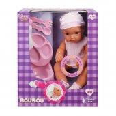 Oyuncak Yeni Doğan Bebeğim Boubou