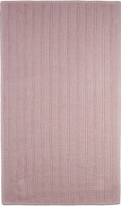 Karaca Home Stripe Paspas 70x120 Cm Pudra
