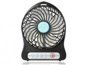 şarjlı Taşınabilir Mini Fan Vantilatör