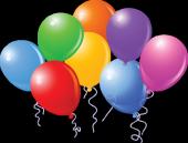 Renkli Balon 100 Adet
