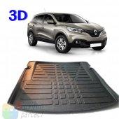 Renault Kadjar (2014+++) 3d Bagaj Havuzu A Kalite (Hediyeli)