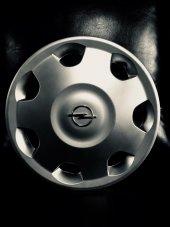 Opel Corsa 14 İnç Kırılmaz Jant Kapağı 4 Adet A+ K...