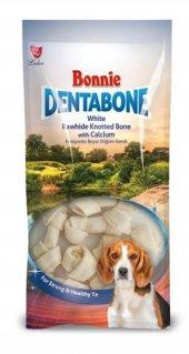 Bonnie Sütlü Düğüm Köpek Çiğneme Kemiği 10 Lu