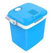 Oto Buzdolabı 12 Volt 26 Litre Mavi