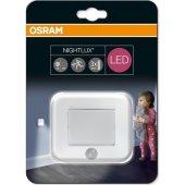 Osram Hareket Ve Işık Sensörlü Led Beyaz Gece Lambası Koridor Tipi