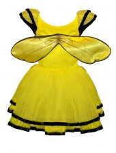 Arı Kız Kostüm 2 3 Yaş