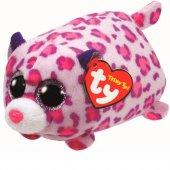 Ty Olivia Pink Leopard