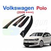 Volkswagen Polo (2009 +++) Cam Rüzgarlığı Avant...