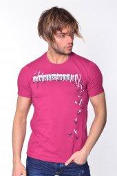 ıcb London Piyano Baskılı T Shirt