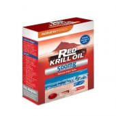 Red Krill Oil 500mg 30 Kapsül Skt 6.2021