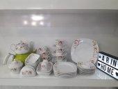 Weısenberg Porselen 44 Parça 6 Kişilik Kahvaltı Takımı