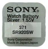 Sr920sw Sony 1.55v 1 Adet Saat Pili Pil S.k.t. 2021