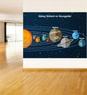 Güneş Sistemi Ve Gezegenler 7 Ebat 100x140 Cm