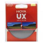 Hoya 58mm Ux Cpl (Circular Polarize) Slim Filtre